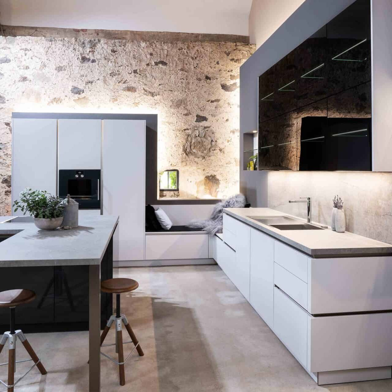 our kitchen showroom in yorkshire and leeds